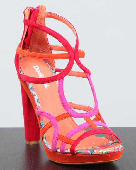Desigual Female Desigual Women Sandra Sandal - Shoes $ 72.00