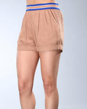 DJP OUTLET - Mark Waistband Shorts