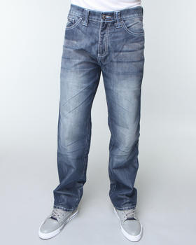 Pelle Pelle - Rubber Patch Denim Jeans