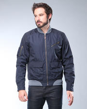 DJP OUTLET - Hollis Flight Jacket