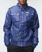 Outerwear - LORDS PU JACKET
