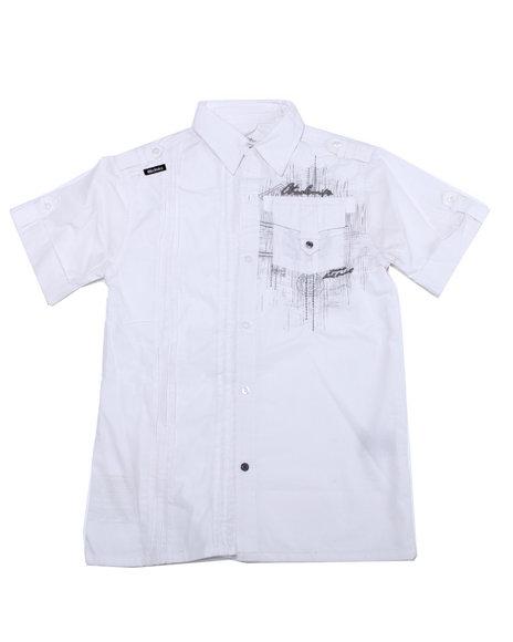 - Cabana Woven Shirt (2T-4T)