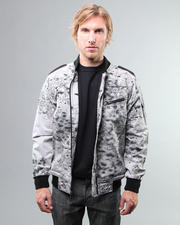 "DJP OUTLET - Carlyle ""Signature"" Camo Jacket"