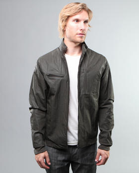 DJP OUTLET - Camo Elbow Patch Jacket