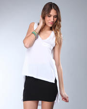 DJP OUTLET - Leidi Tail Tank Top