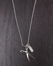 DJP OUTLET - Scissor Necklace