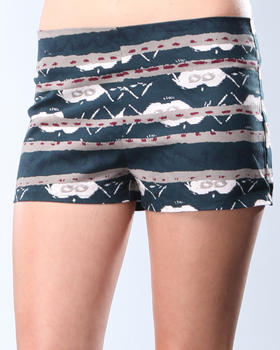 BB Dakota - Reeza Morrocan Printed Short