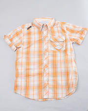 4-7x Little Boys - Port Woven Shirt (8-20)