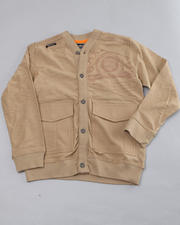 8-20 Big Boys - Starboard Cardigan (8-20)