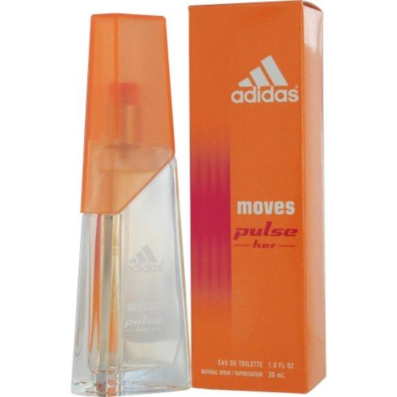 Adidas Women Adidas Moves Pulse By Adidas - Fragrances