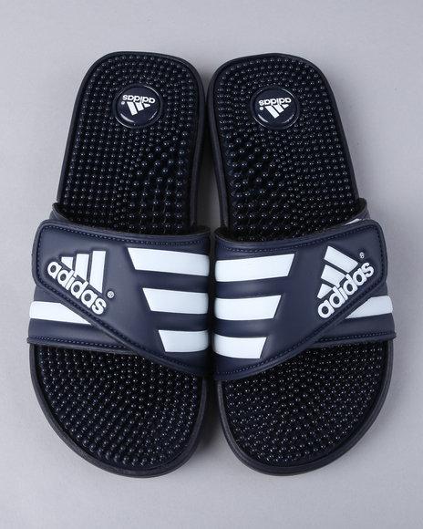 Adidas Men Navy Adissage Sandals