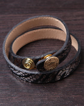 DJP OUTLET - Animal Print Strap