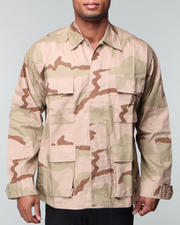 Outerwear - Rothco Desert Woodland Camouflage BDU Shirt