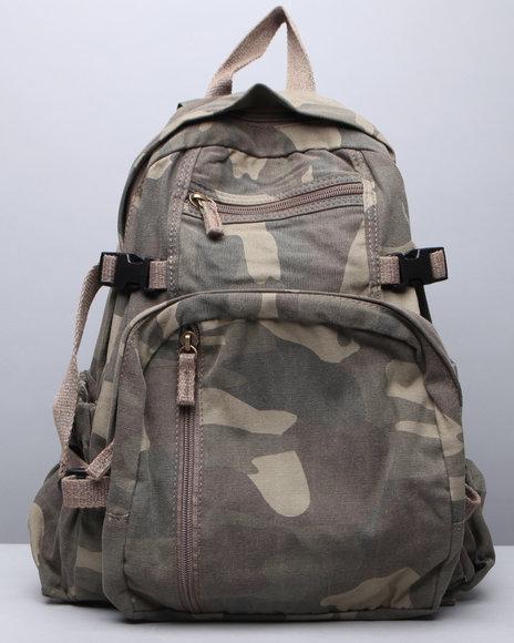 72f229cbe Drj ArmyNavy Shop Men Rothco Vintage Mini Backpack Camo 1SZ | Sku ...