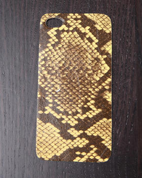 DJP OUTLET - Python Premium Leather Iphone Sticker