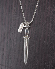 Accessories - Dagger Necklace