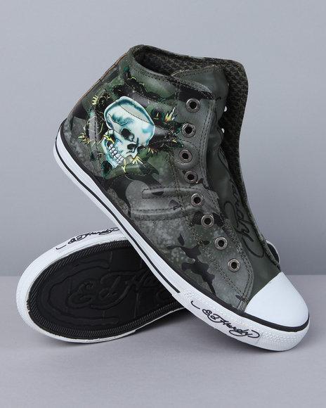 Ed Hardy Men High Shoe - Footwear