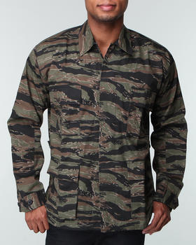 DRJ Army/Navy Shop - Rothco Tiger Stripe Camouflage BDU Shirt