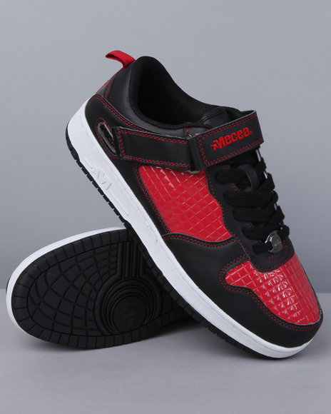 boxer low profile sneaker