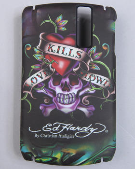 Ed Hardy - Love Kills Slowly Blackberry 8300 Cover