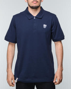 LRG - Core Collection Solid S/S Polo