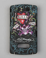 Ed Hardy - LKS Black Berry Storm 9500 Case
