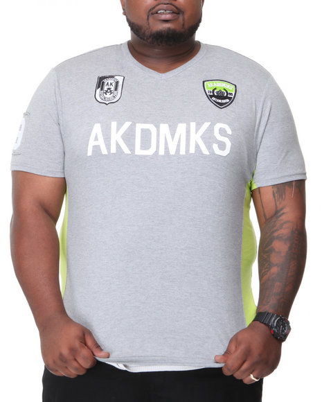 - Flanker Logo Tee Shirts