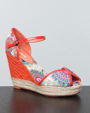 Shoes - Lara Espadrille Sandal