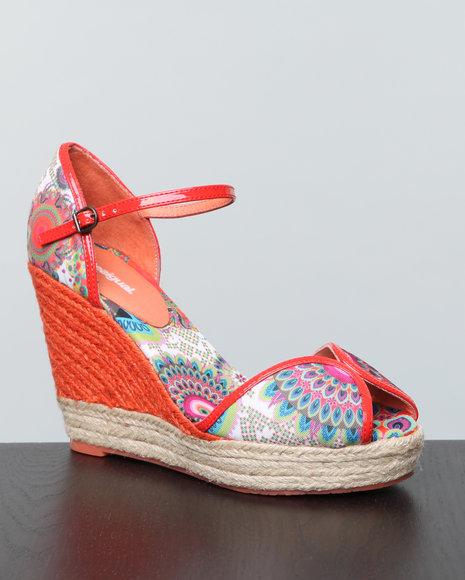 Desigual Female Desigual Women Lara Espadrille Sandal - Shoes $ 85.00