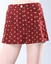 Shorts - Polka Dot Short