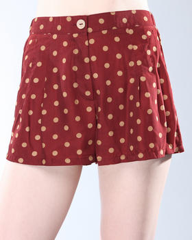 DJP Boutique - Polka Dot Short