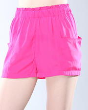 DJP OUTLET - Chanton Drapey Pocket Short