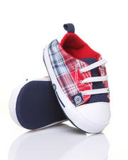 Infant - Plaid Sneaker (INF)