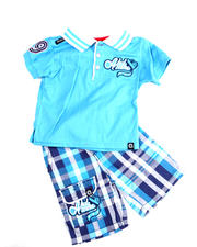Infant - 2pc Opal Champion Set (NB)