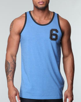 Buyers Picks - Patch emb tank top