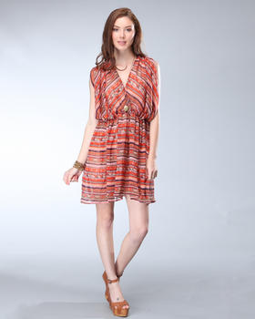 DJP OUTLET - Roxy Ruched Mini Dress