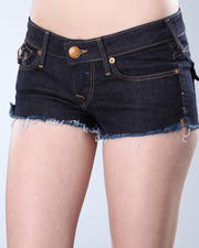 DJP OUTLET - Joey Washed Cut Off Shorts