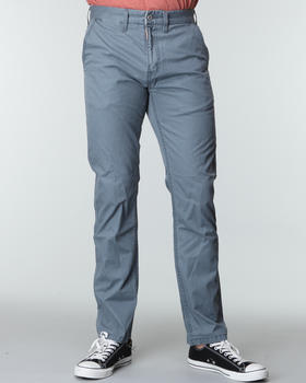Levi's - 505 Straight Light Weight Slub Twill Pants