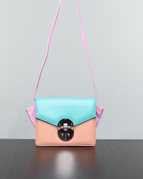 DJP OUTLET - Colorblock Mini Crossbody