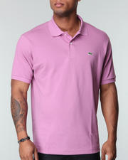 T-Shirt Shop-Men - S/S Classic Pique Polo