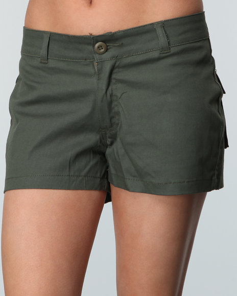 Rothco - Women Olive Shorts