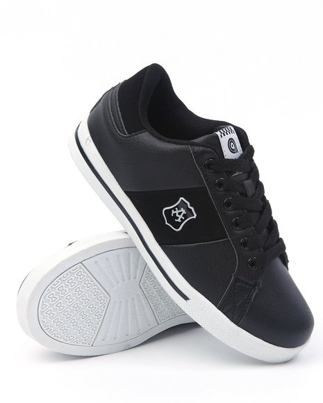 - Low Sneaker with Rolodex Logo (Boys 3.5-7)