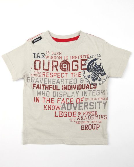 - Courage Tee (2T-4T)