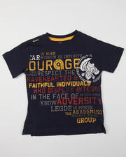 Boys - Courage Tee (2T-4T)