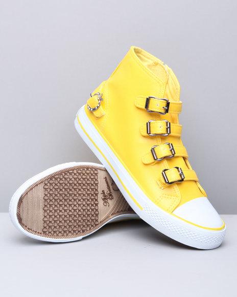 Apple Bottoms Women Yellow Ernes Sneaker