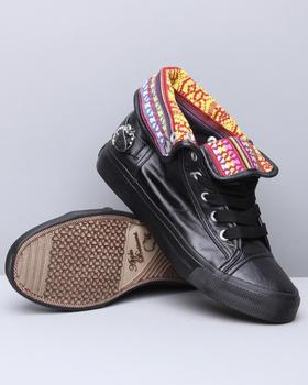 Apple Bottoms - Elois Aztec Trim Sneaker