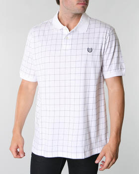 Chaps - Summer window Pane polo