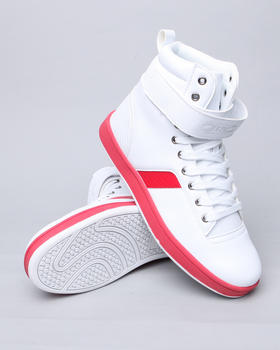 Buyers Picks - Dual Retro Strap Hightop sneaker