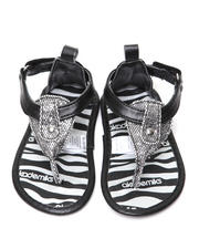 Girls - Sparkle Thong Sandal (INF)