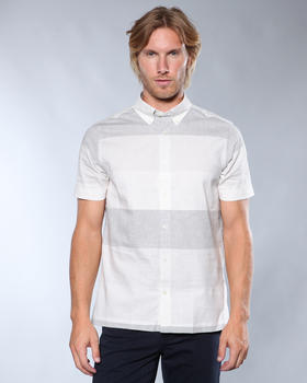 DJP OUTLET - S/S Clerkwell Oversized Stripe Shirt